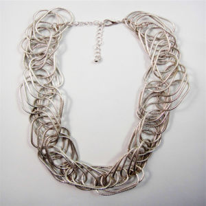 New Item Steel Chain Elegant Fashion Jewelry Necklace pictures & photos