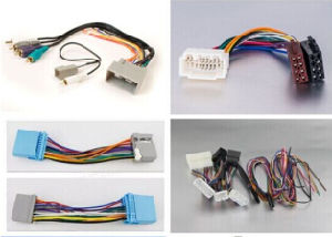 ISO Wire Harness for Toyota, Nissan, Sony, Ford, Mazda, BMW pictures & photos