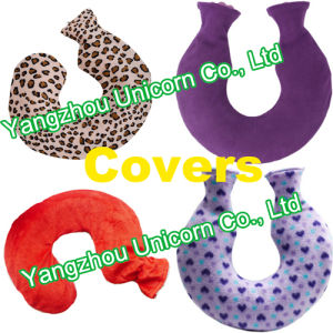 Medical U Shaped Hot Water Bottle Neck Pillow pictures & photos