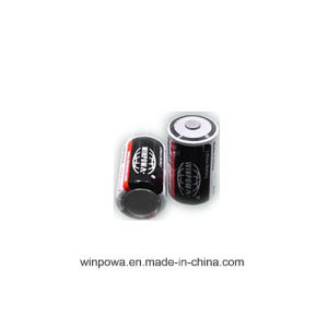 Non Rechargeable 1.2ah 3.6V Lithium 1/2AA Battery (ER14250) pictures & photos