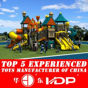 2014 Newest Huge Kids Outdoor Play Structure (HD14-085A) pictures & photos