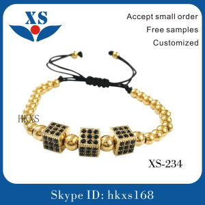 High End Fashion Male Bracelets pictures & photos
