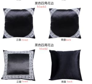 Classic Style Velvet Cushion pictures & photos