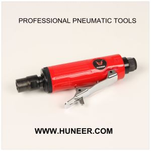"Red Color Air Die Grinder with 1/4"" (6mm) Collet pictures & photos"