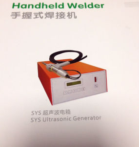 Portabler Handheld Ultrasonic Spot Welder with Competitive Price pictures & photos