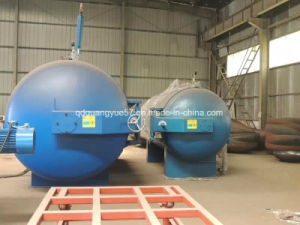 Factory Sale Rubber Vulcanizing Tank pictures & photos