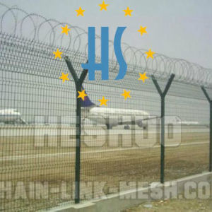 High Quality Airport Security Fence pictures & photos