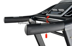2017 New Chargeable USB Connector Treadmill with Massage and Twister pictures & photos