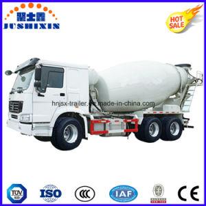 Sinotruck HOWO 6X4 Cement Mixer Truck / Concrete Mixer Truck pictures & photos