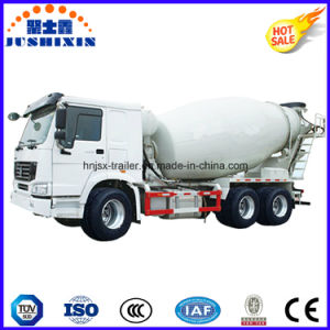 Sinotruck HOWO 6X4 Heavy Duty Cement Mixer Truck / Concrete Mixer Truck pictures & photos