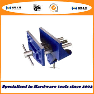 6′′ Portable Type Woodworking Vise for Wood Working pictures & photos