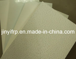 Smooth or Embossed High Glossy Fiberglass FRP Wall and Ceiling Sheet (JY-F)