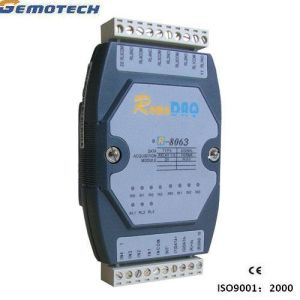 8-Channel Isolated Digital Input / 3-Channel Relay Output Module (R-8063) pictures & photos