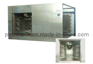 Ventilate Sterilizer of Mixed Pressure by Air and Steam pictures & photos