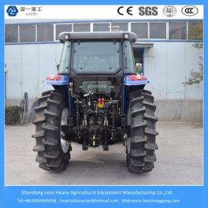 125HP 4WD Big Agricultural/Farm/Mini/Compact Tractor with Cabin and Air Condition pictures & photos