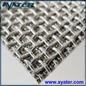 Perforated Metal Sinter Mesh for Intake Valve Cartridge in Petroleum pictures & photos