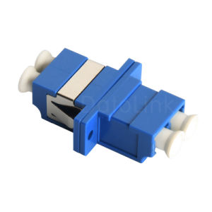 LC Duplex Fiber Optic Adapter pictures & photos