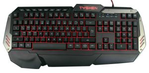 Backlight Gaming Keyboard, 19 Keys No Conflict pictures & photos