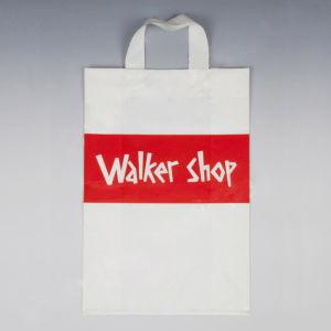 Printed Bag/Soft Loop Plastic Bag/Shopping Bag/Promotion Bag pictures & photos