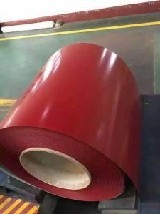 Prime Hot Dipped Prepainted Galvanized Steel Coil PPGI pictures & photos