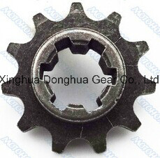 T8f 11t Clutch Gear Box Sprocket Front Pinion 11 Tooth pictures & photos