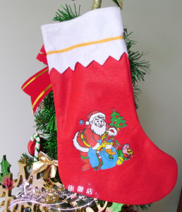 Christmas Sock (SQ-008)