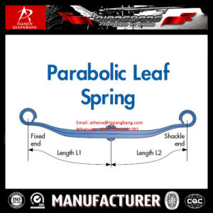 Multi Trailer Parabolic Spring Leafs pictures & photos