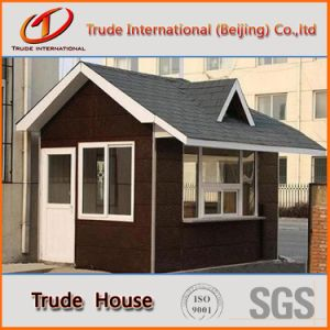 Economic Modular Building/Mobile/Prefab/Prefabricated Steel Frame Livinghouse pictures & photos