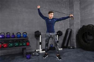 Men′s Gym Professional Sport Wear (SP16012)