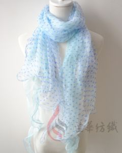 Chiffon Scarf (12-BR050320-3) pictures & photos