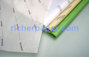 Tissue Paper for Printing Logo pictures & photos