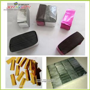 5*2cm Fire-Retardant Retangular Metallic Foil Party Confetti pictures & photos