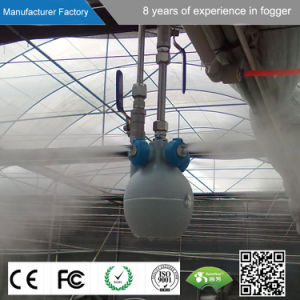 Four Way Low Pressure Misting System