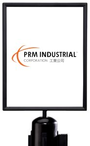 "Vertical 8.5"" X 11"" / 216mm X 280mm Standard Sign Frames pictures & photos"