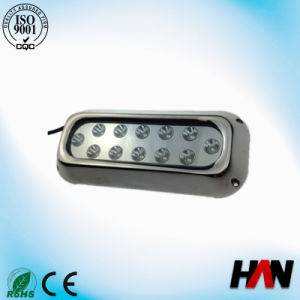 60W High Bright LED Boat Lights/High Lumen LED Underwater Boat Light/High Quality Yacht LED Lighting