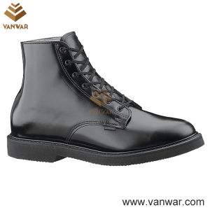 Us Military Officer Shoes of High Quality (WMS008) pictures & photos