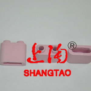 Alumina Ceramic Beads for Pad Heater (Stress relieving interlocking heatermat beads) pictures & photos