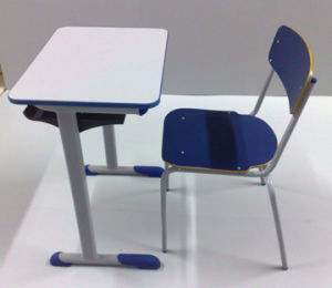 School Desk with Chair (GM0802) pictures & photos