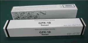 Gpr18/Npg28/Cevx14 Black Toner Cartridge for Canon pictures & photos