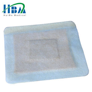 Medical Alginate Dressing for Wound Healing with CE Certificate