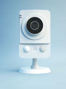 Smart Home Hdip Camera (ALN-IPC1001)