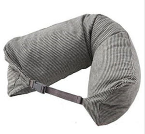 2015 Hot Popular U Shape Neck Muji Pillow pictures & photos