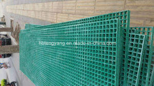 Walkway Application FRP Grillings GRP Plastic Gratings pictures & photos