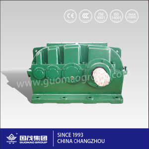 Guomao Zsy Series of Hardened Parallel Shaft Cylindrical Reducer with Four Shafts