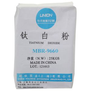 Low Oil Absorption of Rutile Titanium Dioxide (MBR9660) pictures & photos