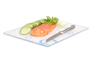 3mm-10mm Tempered Glass Cutting Board/Glass Chopping Board pictures & photos