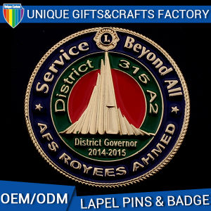 Custom Design Metal Pins Badge with Soft Enamel pictures & photos