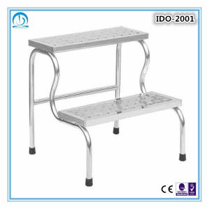 Stainless Steel Hospital Step Stool pictures & photos