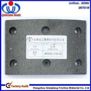 T320-950 Mc821396 (41039-Z5001) Brake Lining for Mitsubishi