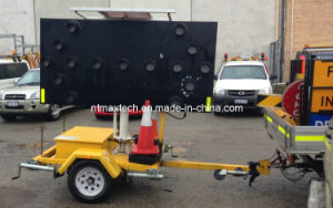 Australian Style C Class Flashing Arrow Board Traffic Sign Trailer Complied to As4192 pictures & photos